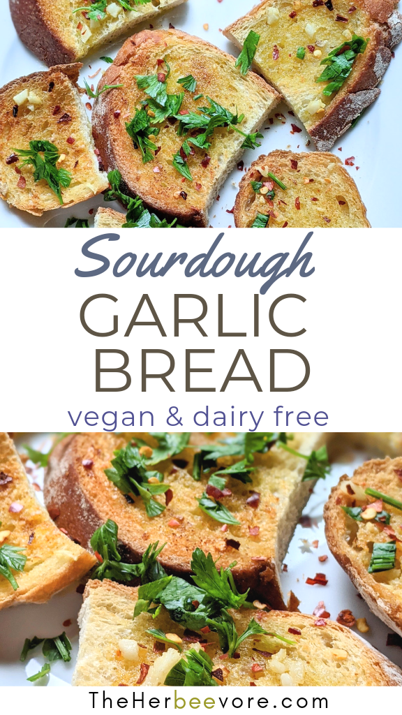 sourdough garlic bread in oven vegan easy last minute side dishes with pantry ingredients healthy easy sides for potluck bbq or entertaining dinner sides for pasta night