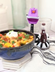 johnny longbow stew mst3k recipe with chicken corn chili green peppers zucchini tomatoes and spices dinner ideas for mst3k theme recipes for a party