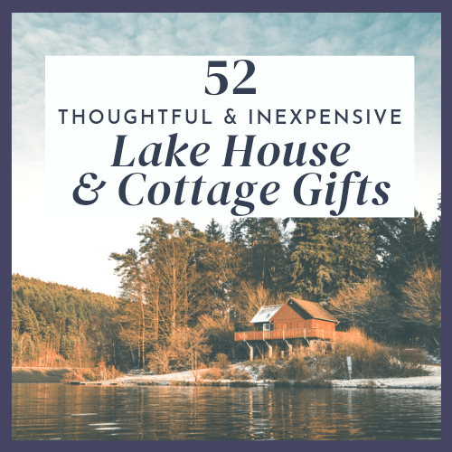 host gifts for lake house or cottage gifts housewarming gifts for cottages or lake houses fun lake house activity sets and gift ideas for hostess stays at the lake
