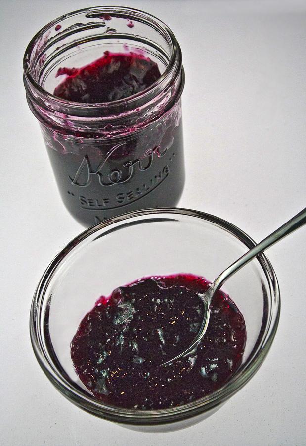 recipe: fresh blueberry jam recipe [11]