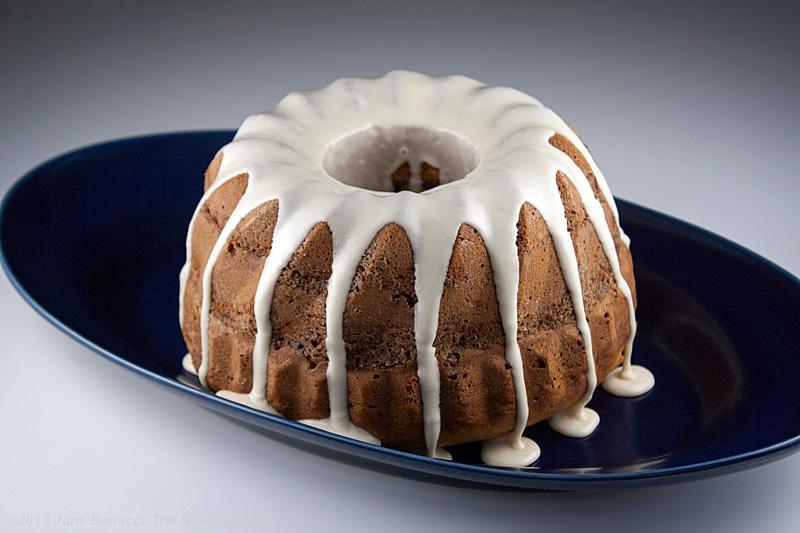 Sour Cream Coffee Cake - Gluten-Free Breakfast, Brunch & Beyond Review; 2013