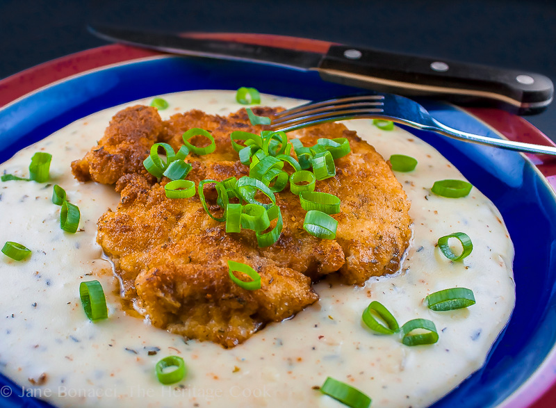 Gluten Free Fried Chicken Cutlets With Madeira Gravy The