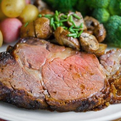The Easiest and Tastiest Holiday Prime Rib!