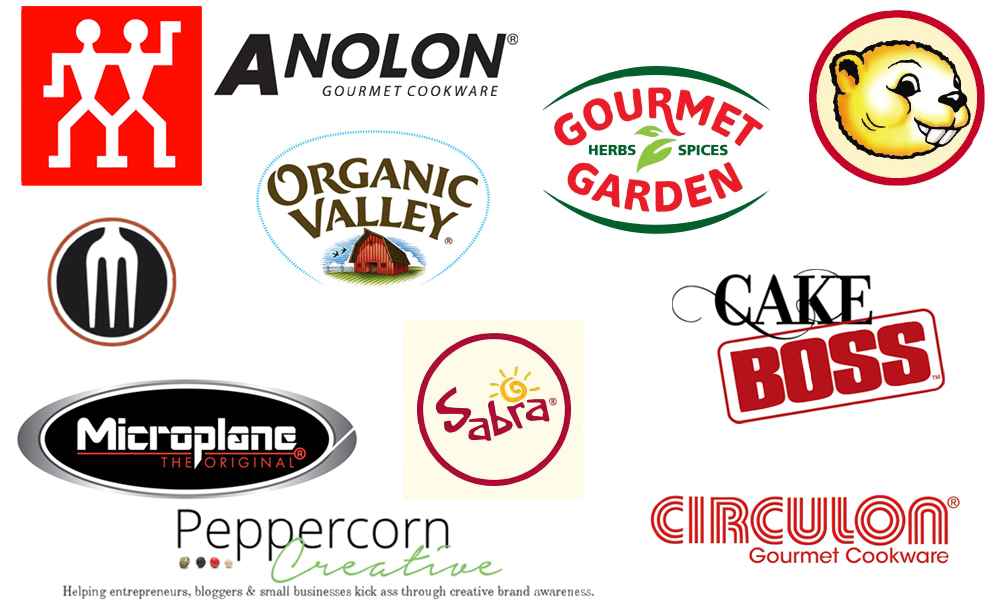 Sponsors for The Heritage Cook Month of Giveaways, May 2015