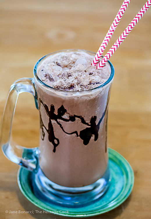Adult and Kid Friendly Frozen Hot Chocolate #Giveaway #KitchenAid #ChocolateMonday