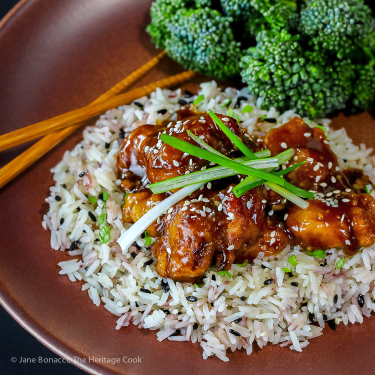 General tsos chicken from phoenix claws and jade trees gluten free recipe reprinted with permission from phoenix claws and jade trees essential techniques of authentic chinese cooking by author kian lam kho and forumfinder Choice Image