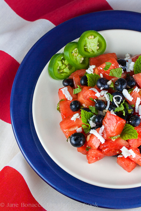 40 4th of July Favorite Recipes, part 1; Jane Bonacci, The Heritage Cook