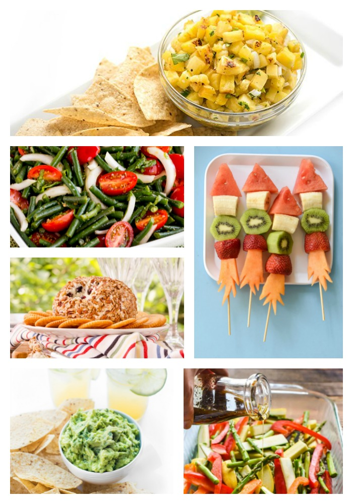 40+ 4th of July Favorite Recipes, part 1; Jane Bonacci, The Heritage Cook