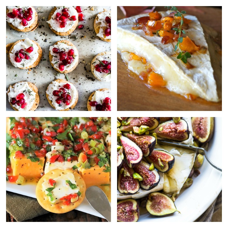 Fun Festive Holiday Appetizers, Cheese & Meatballs; Jane Bonacci, The Heritage Cook