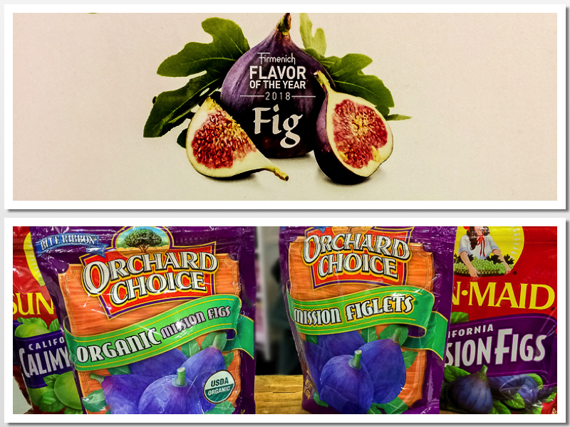 Valley Fig Growers Flavor of the Year; Walking the San Francisco Winter Fancy Food Show 2018 © 2018 Jane Bonacci, The Heritage Cook