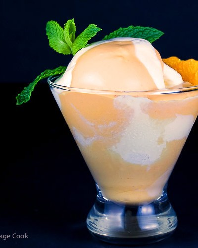 Orange Creamsicle Mousse Parfaits (Gluten Free)