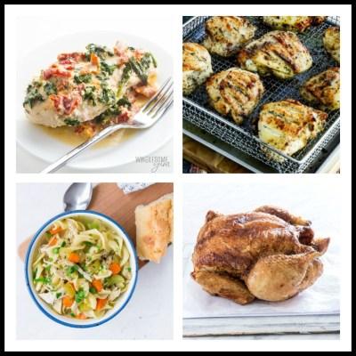 15 Great Chicken Recipes