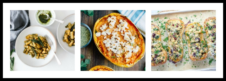 A Dozen Vegetarian Entrees to Enjoy, compiled by Jane Bonacci, The Heritage Cook 2019