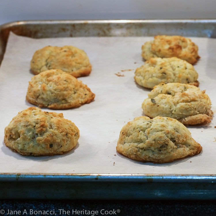biscuits hot from the oven
