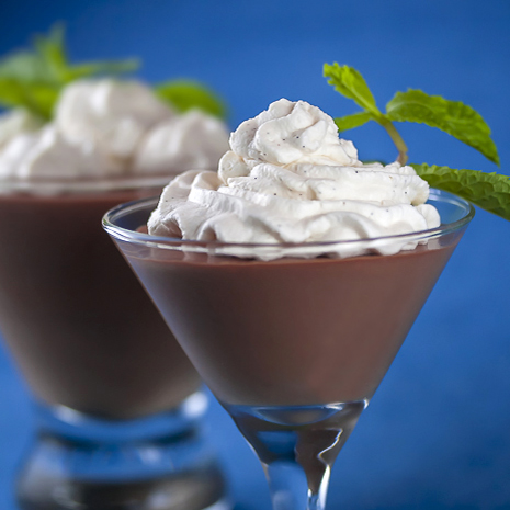 The Easiest Chocolate Mousse (Gluten-Free)