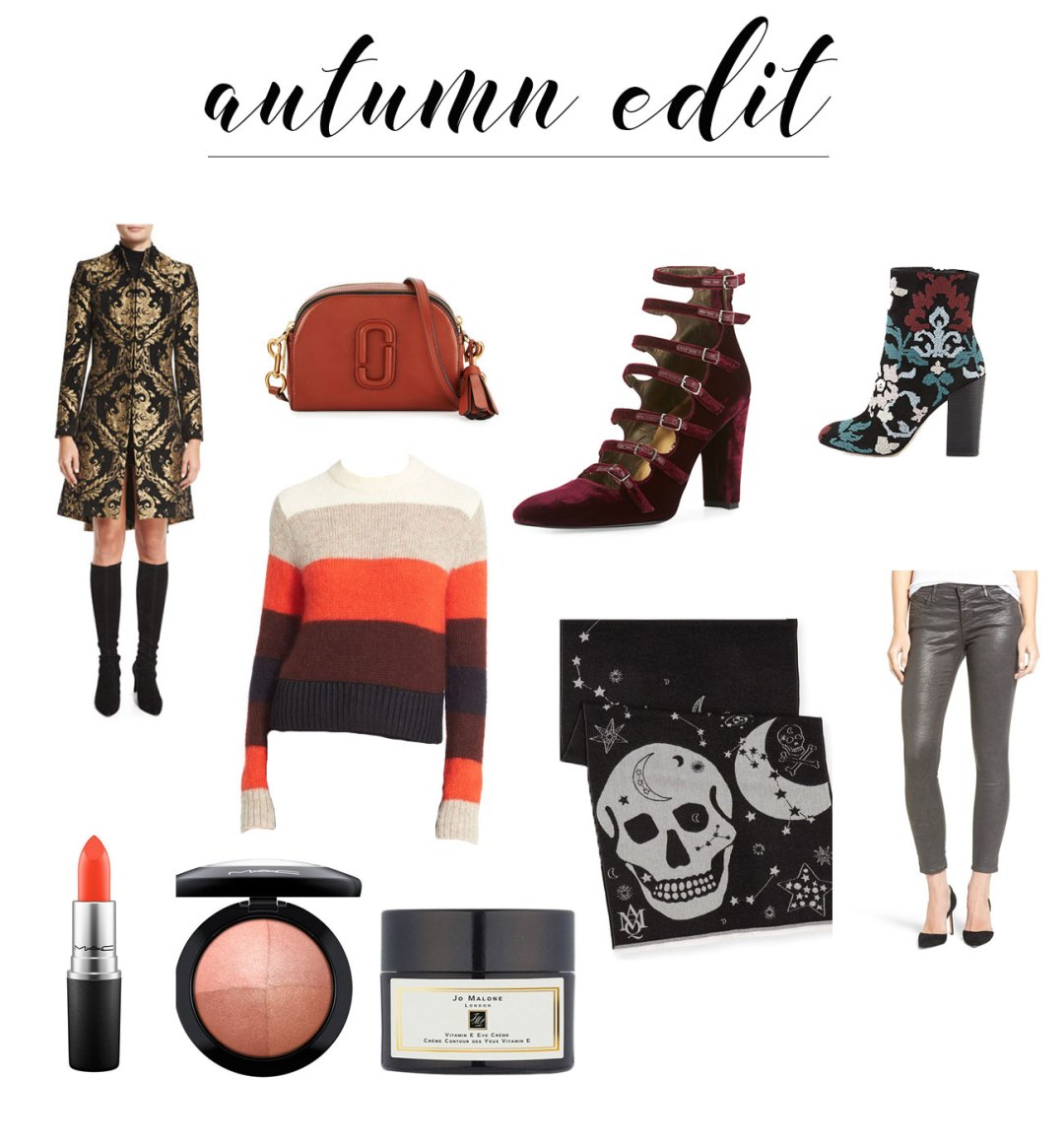 autumn 2016 designer shopping