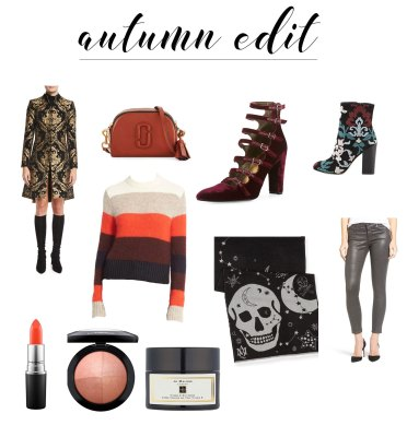 autumn 2016 designer shopping