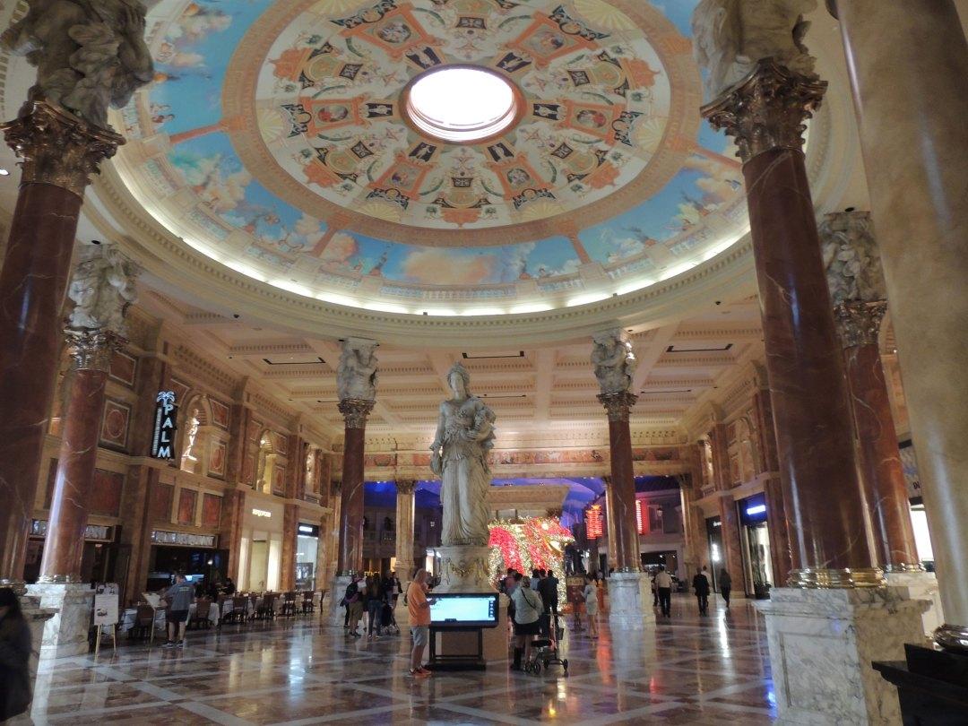 caesar's palace shopping