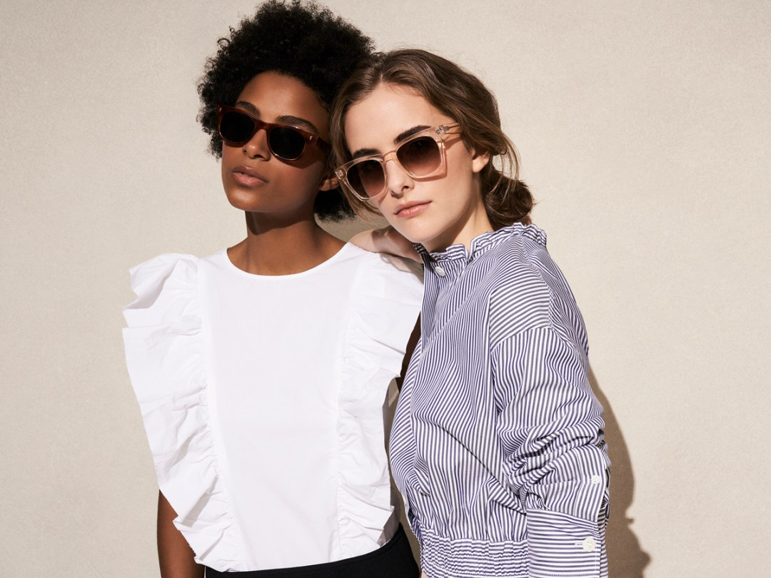 warby parker sunglasses collection