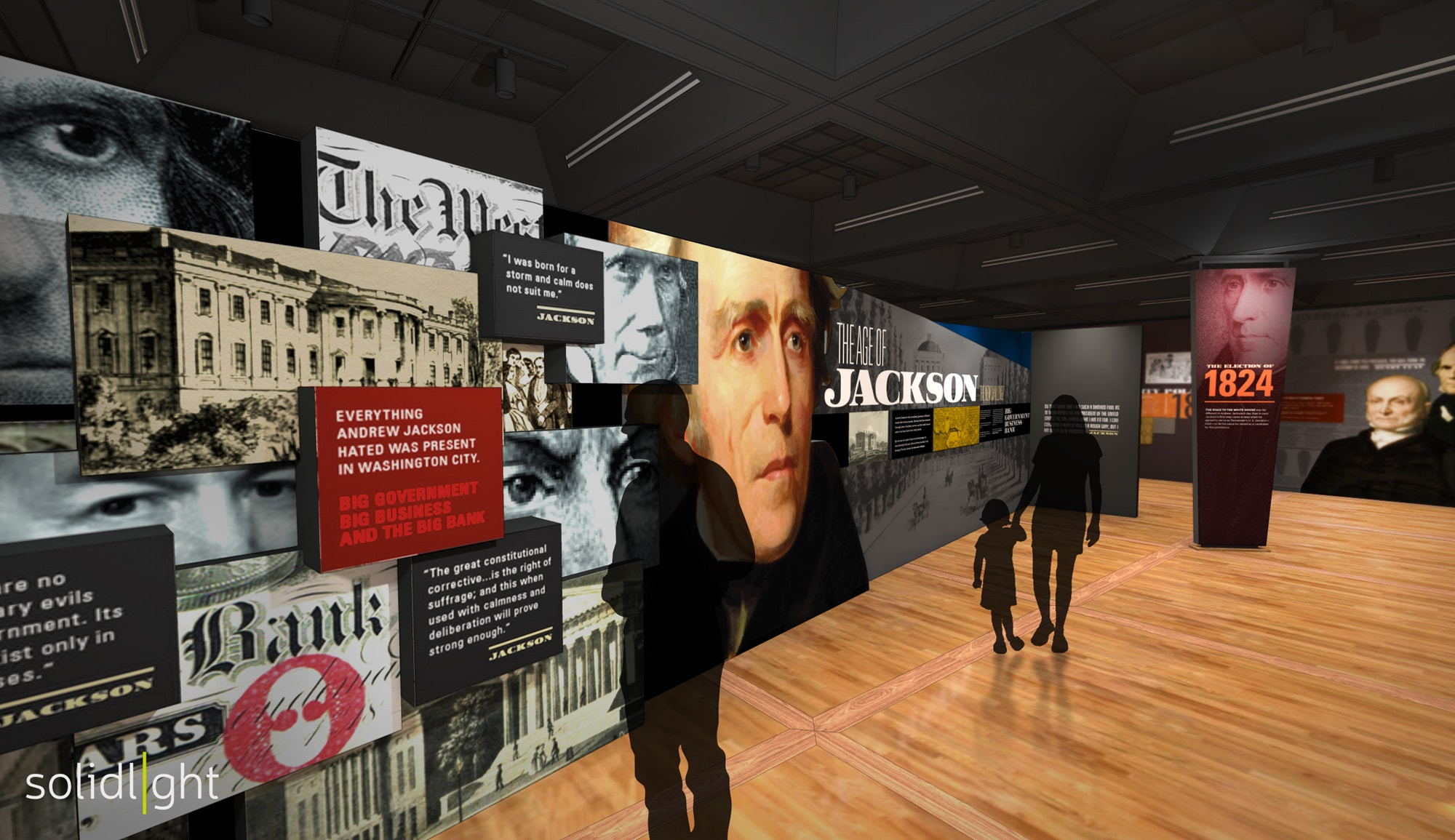 The Age Of Jackson Worksheet
