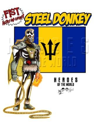 Steel Donkey