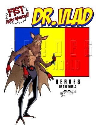 Dr. Vlad, The Dark Arachnus