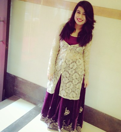 Sangeet Outfit