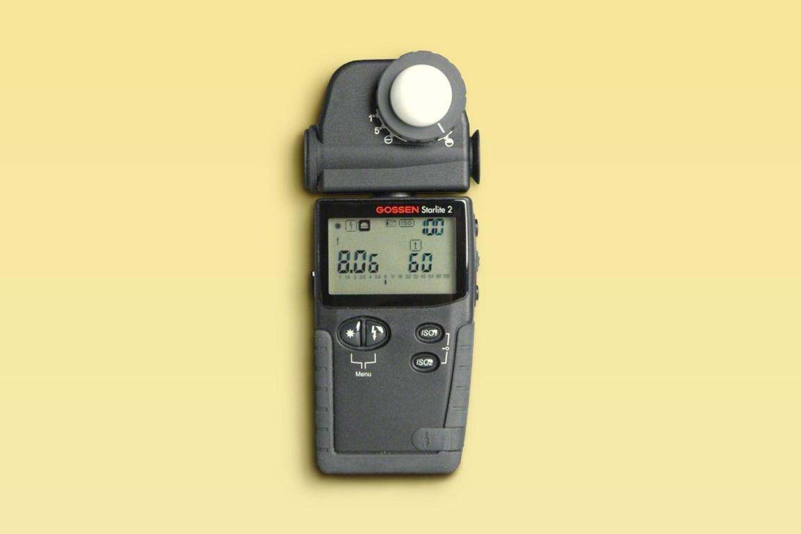 Gossen GO 4046 Starlite 2 Exposure Meter