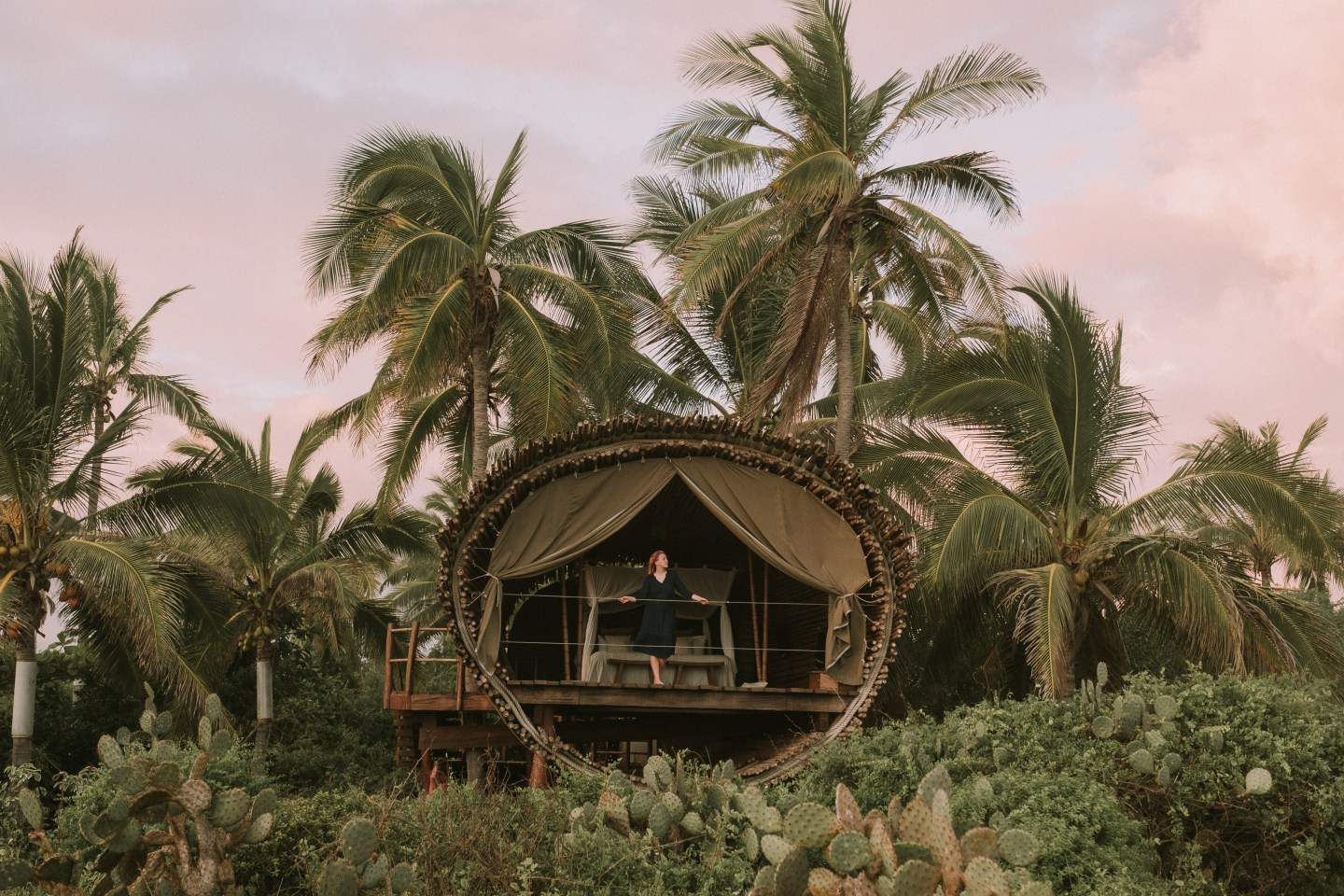 H Collective Shoots For Playa Viva's Regenerative Resort In Mexico
