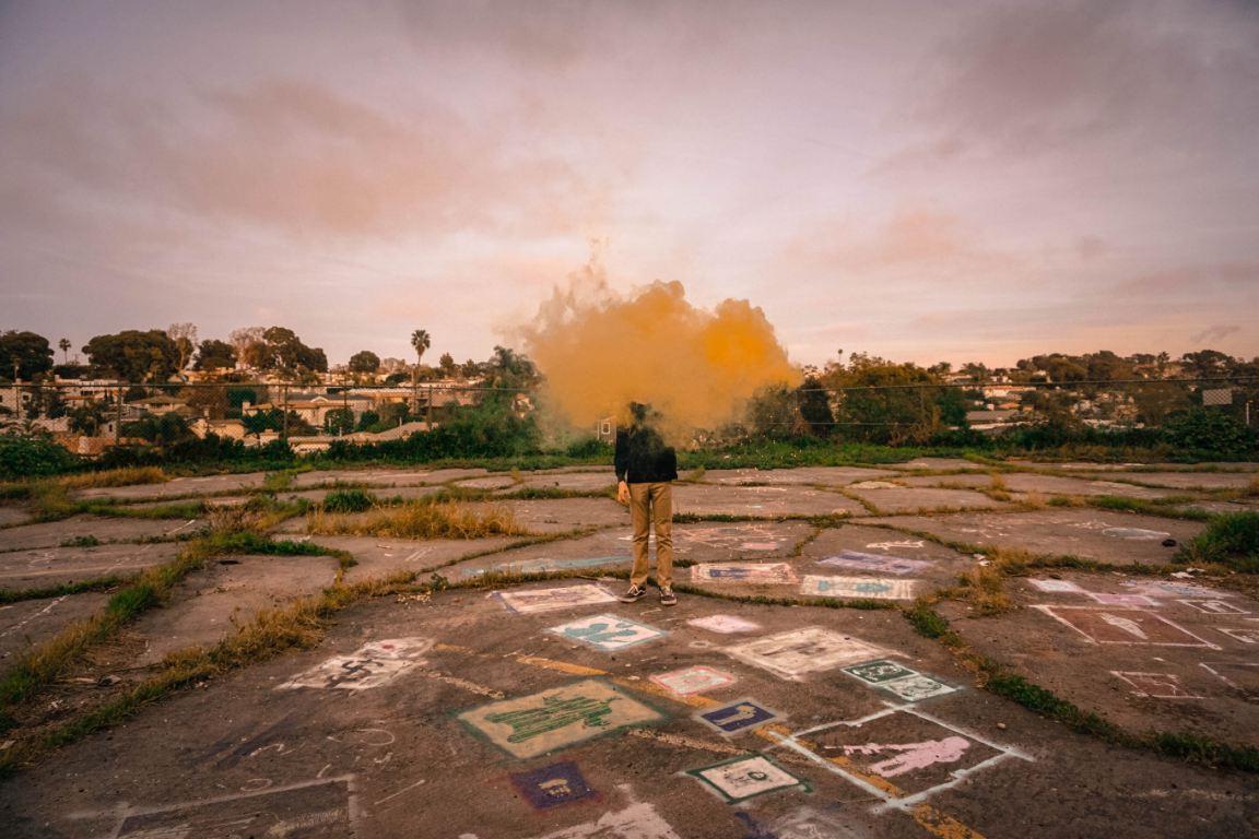 Smoke Bomb Photography: Yay Or Nay?