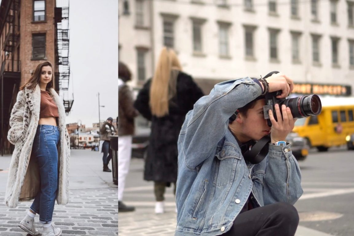 H & Co. The Vlogs: 3 Photographers, 1 Model