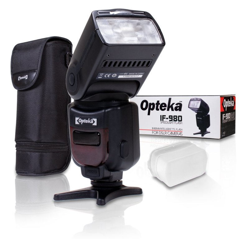 Opteka IF-980 Flash with Bounce