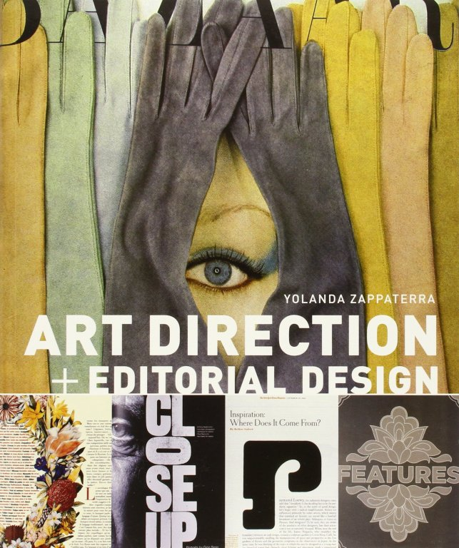 Art Direction and Editorial Design (Abrams Studio) by Yolanda Zappaterra