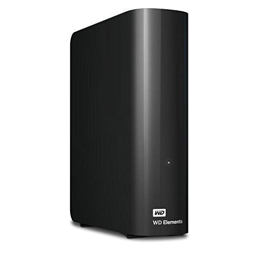 Western Digital 8TB Elements Desktop Hard Drive