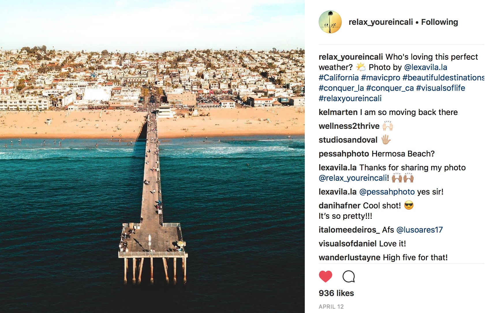 Grow Your Instagram with Feature Pages – The H Hub