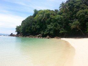 Kapas (Cotton) Island, off of Kuala Terengganu