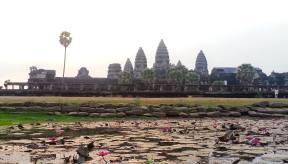 Just after Sunrise, Angkor Wat