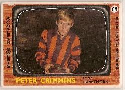 1967 Peter Crimmins: $150