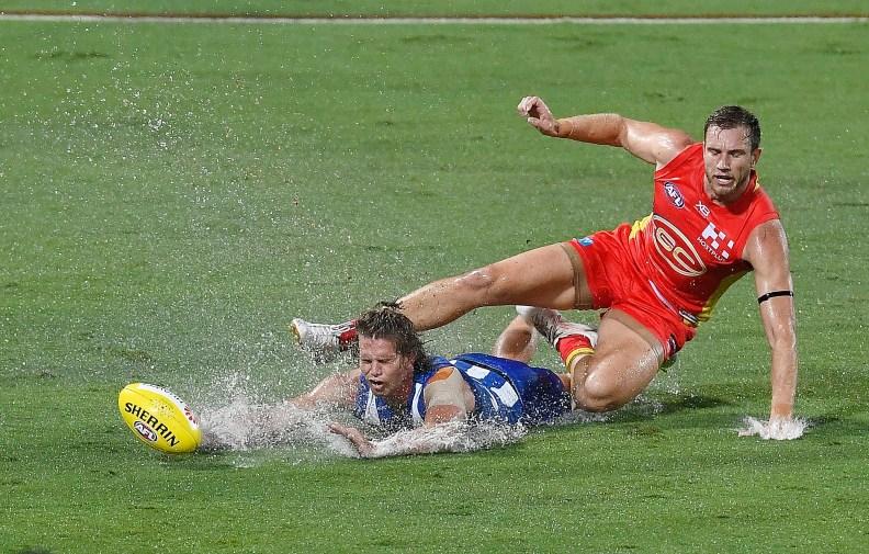 AFL Rd 1 - Gold Coast v North Melbourne
