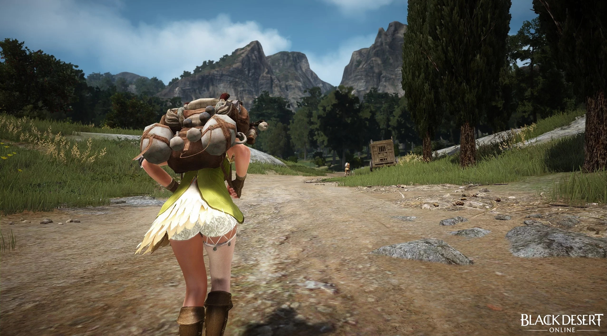 E3 Black Desert Online Revealed As Xbox One X Exclusive