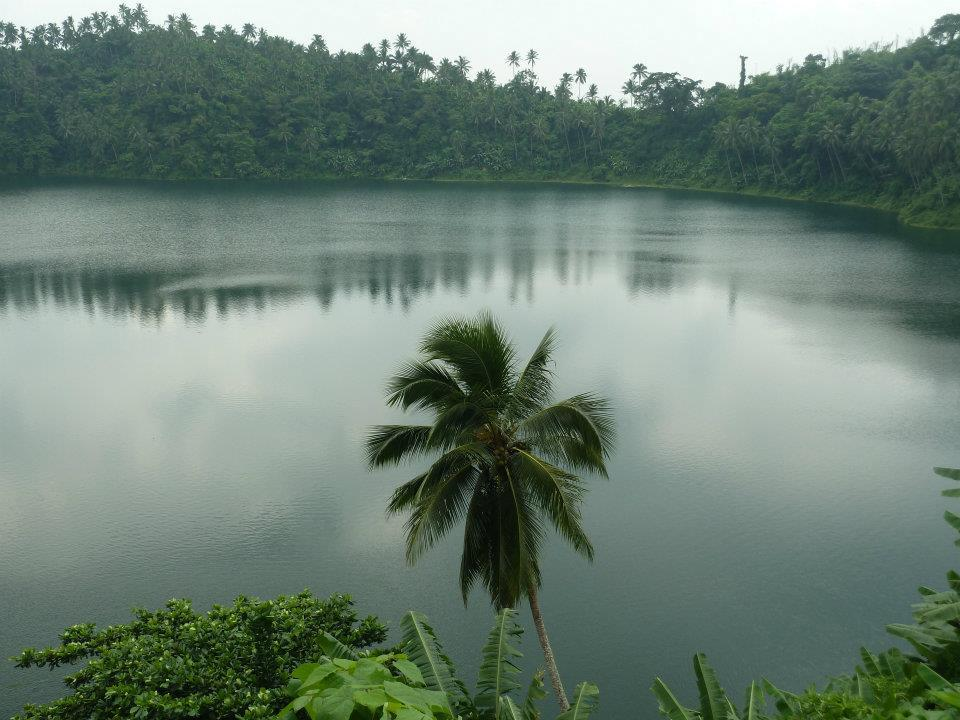 San Pablo Seven (Crater) Lakes or Seven Lakes of Laguna