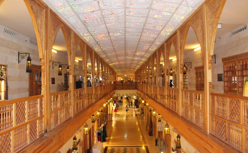 WAFI – Egyptian Themed City Mall of Dubai