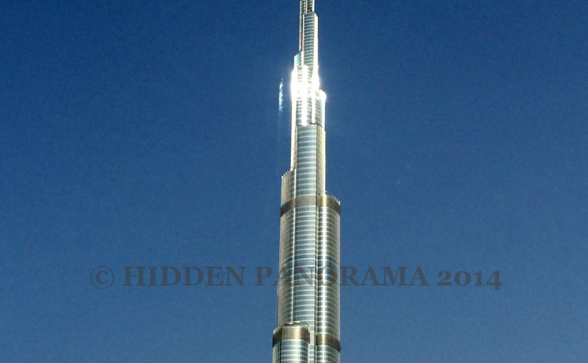 Burj Khalifa – Tallest Building In The World And Surrounding Area
