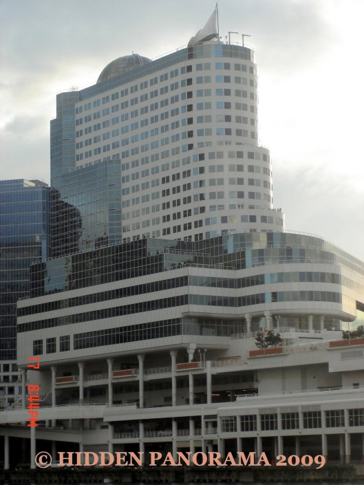 Pan Pacific Hotel near at Canada Place