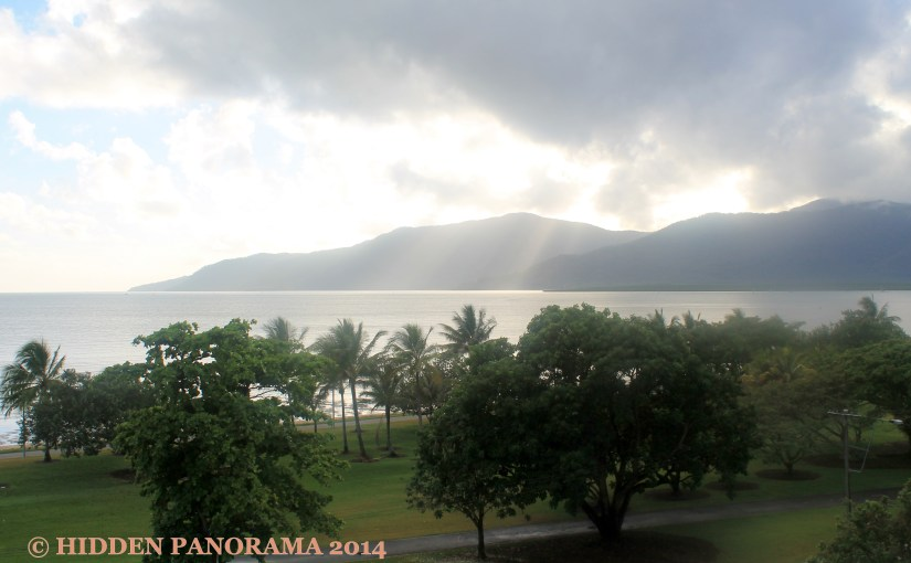 View At My Window : Cairns Sea View and Grey Peaks National Park