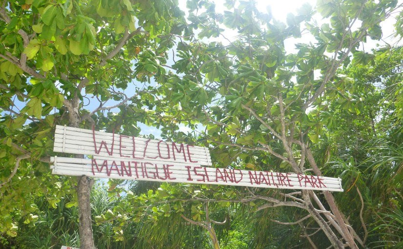 Name Of The Place : Mantigue Island (Magsaysay Island)