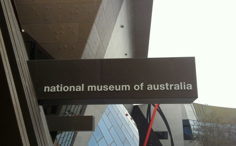 Name Of The Place : National Museum of Australia