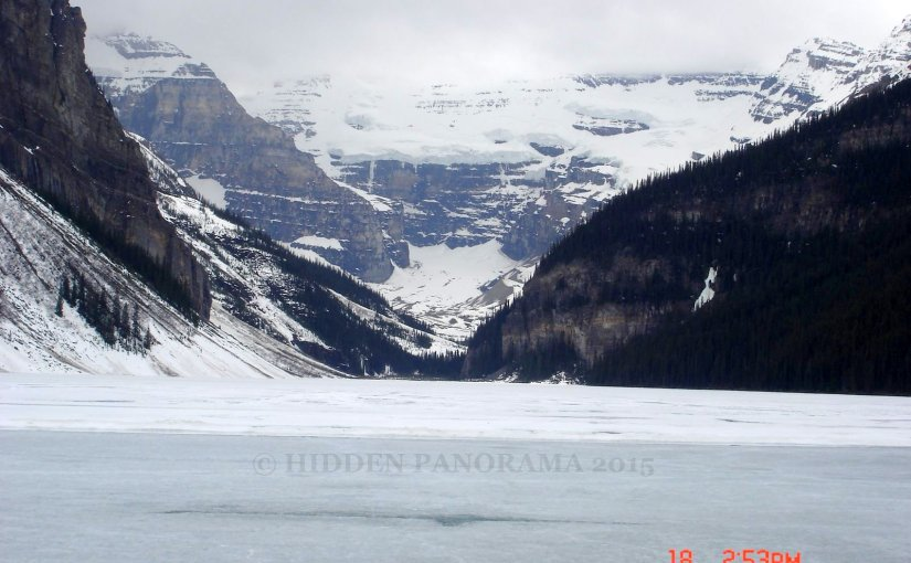 Panoramic View : Lake Louise