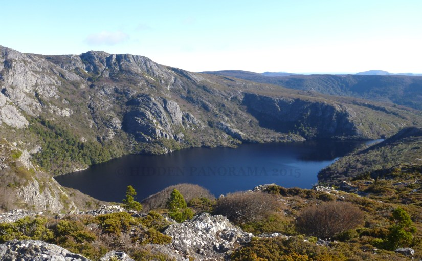Precious Moment In The Mountain : Cradle Mountain