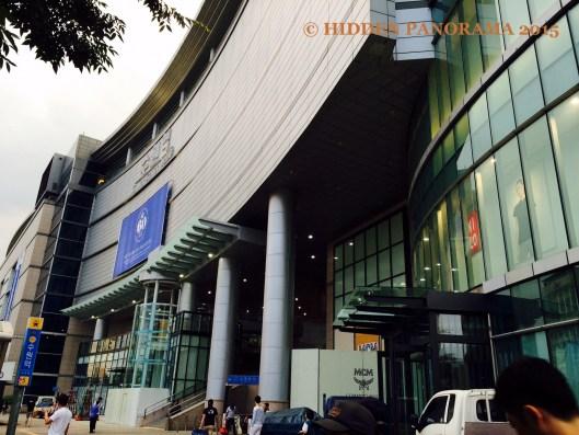 AK Plaza - Suwon Station Exit 1